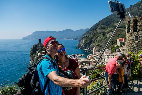 Cinque Terre Day Trip from Florence with optional Hiking Tour