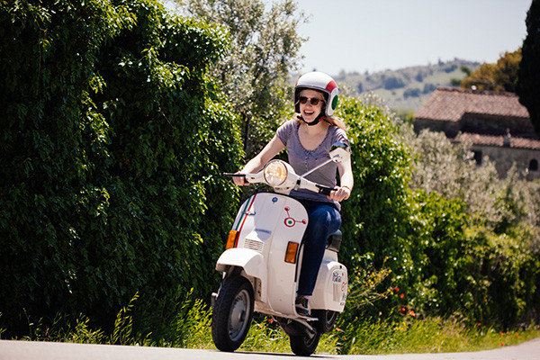 Tuscany Vintage Vespa Tour from Florence