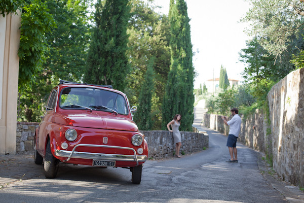 Self-Drive Vintage Fiat 500 Tour from Florence